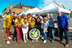 Les Rotariens en Action